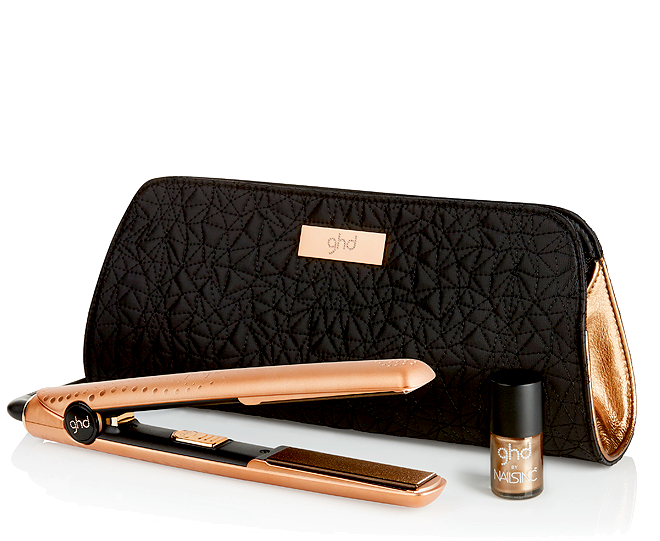 Copper Luxe Gold Gift Set